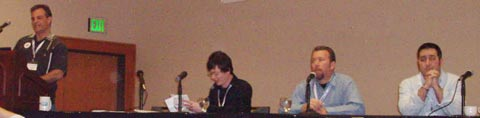 wordpress seo WordPress Blog and SEO Session SearchFest 2009