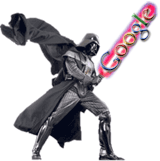 darth google Google   The Evil Empire is Using The Force to Maim Your Search Results