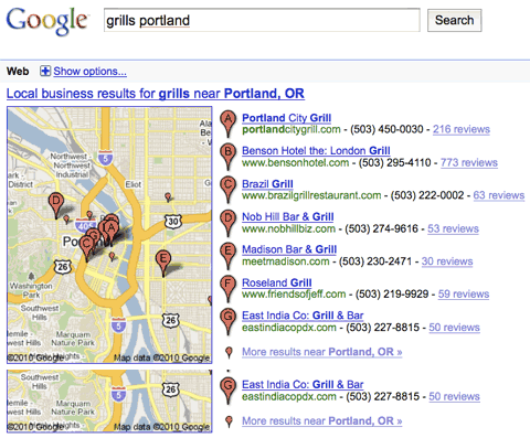 gp Google Plot To Kill Local Search Engine Optimization and Web Design Firms