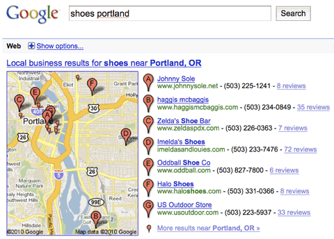 sp Google Plot To Kill Local Search Engine Optimization and Web Design Firms