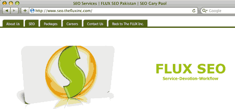 "thefluxinc ""SEO Gary Pool"" is Victim of Fraud by The Flux in Pakistan"
