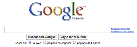 google spanish Search Engines: The Top Ten Search Engines