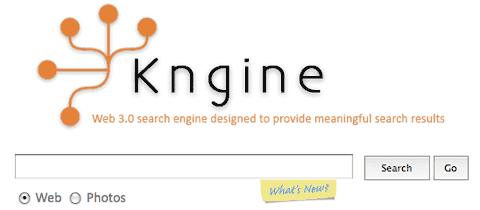 kngine Search Engines: The Top Ten Search Engines