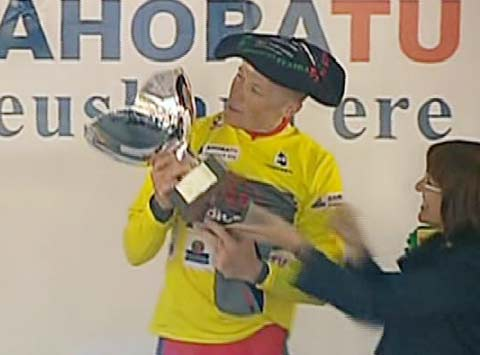 Tour of the Basque Country Champ Chris Horner