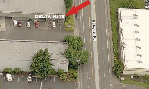 Delta Kits Eugene Oregon