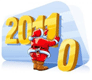 happy new year 2011 Google Local New Year Predictions